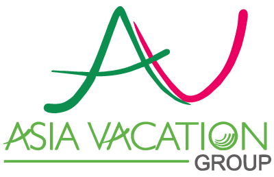 Official Logo of Asia Vacation Group