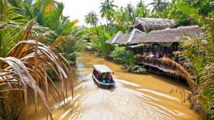Mekong River Trip with Asia Vacation Group