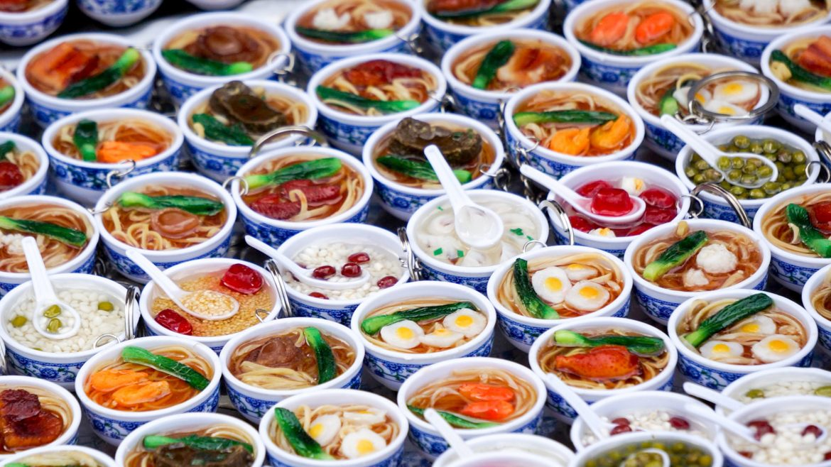 Many dishes in Hoi An, Vietnam, offered in a tour with Asia Vacation Group