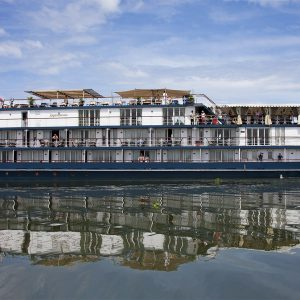 Jayavarman Cruise on Mekong River, Vietnam, offered in a tour with Asia Vacation Group